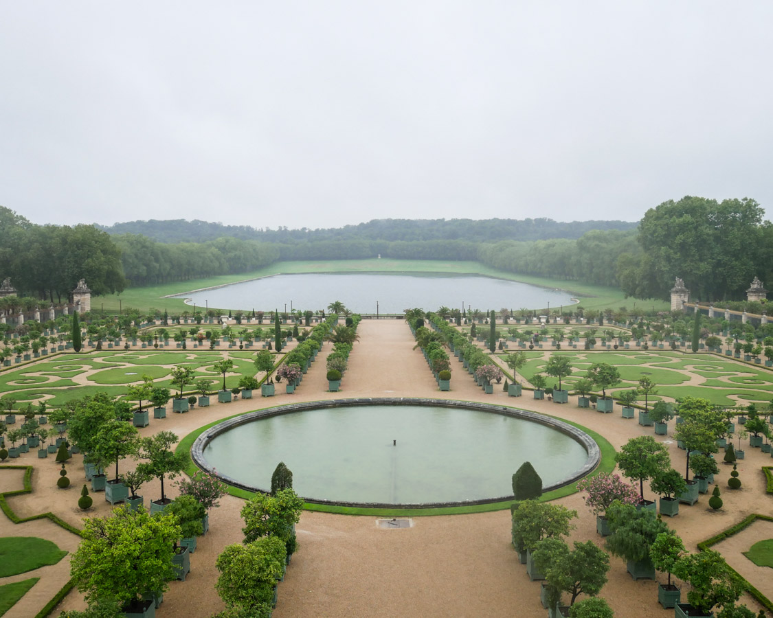 Château de Versailles Jardins