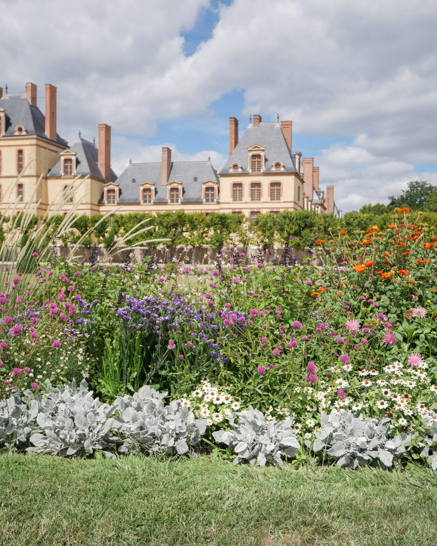 Jardins Château de Fontainebleau