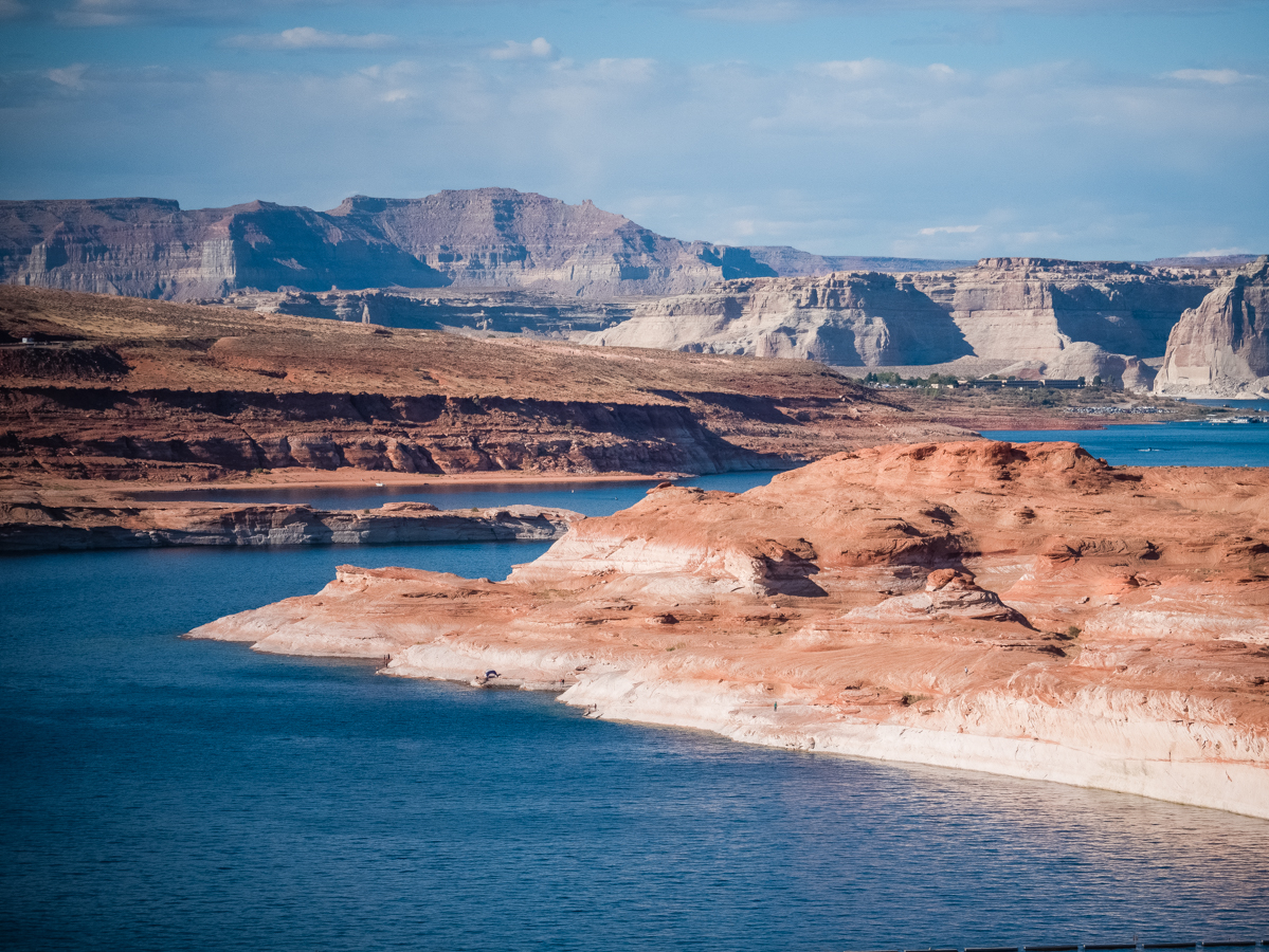 Lac Powell Glen Canyon