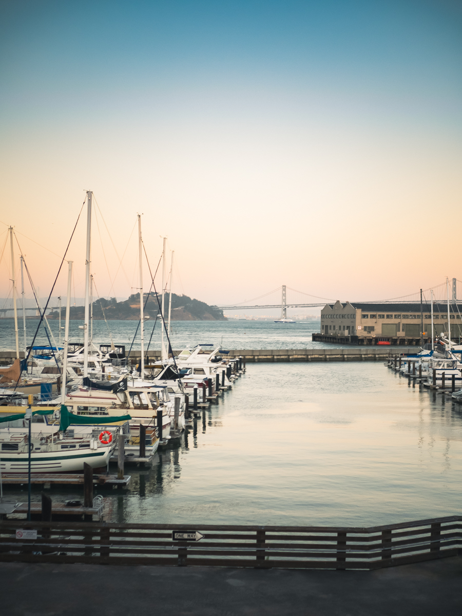 Ouest américain San Francisco Fishermans Wharf