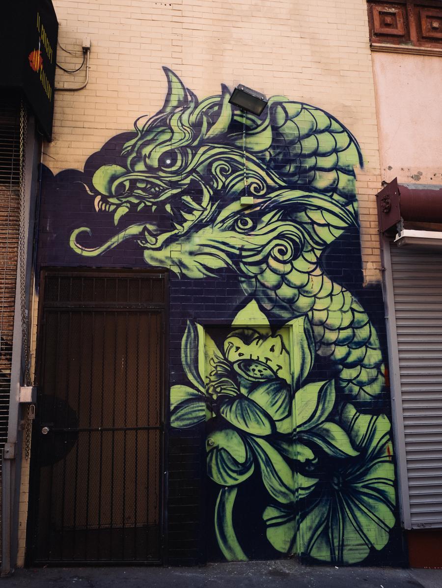 Ouest américain San Francisco Chinatown