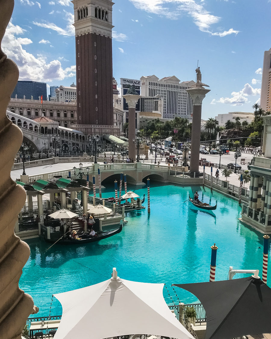 Ouest Américain Nevada Las Vegas Venetian