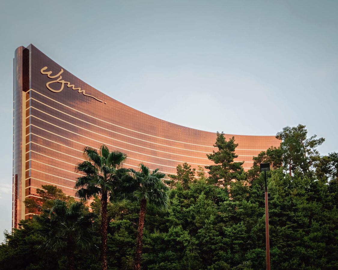 Ouest Américain Nevada Las Vegas Wynn