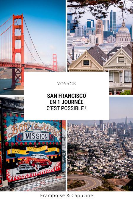 San Francisco en 1 journée : c'est possible à vélo ! Découvrez le programme complet