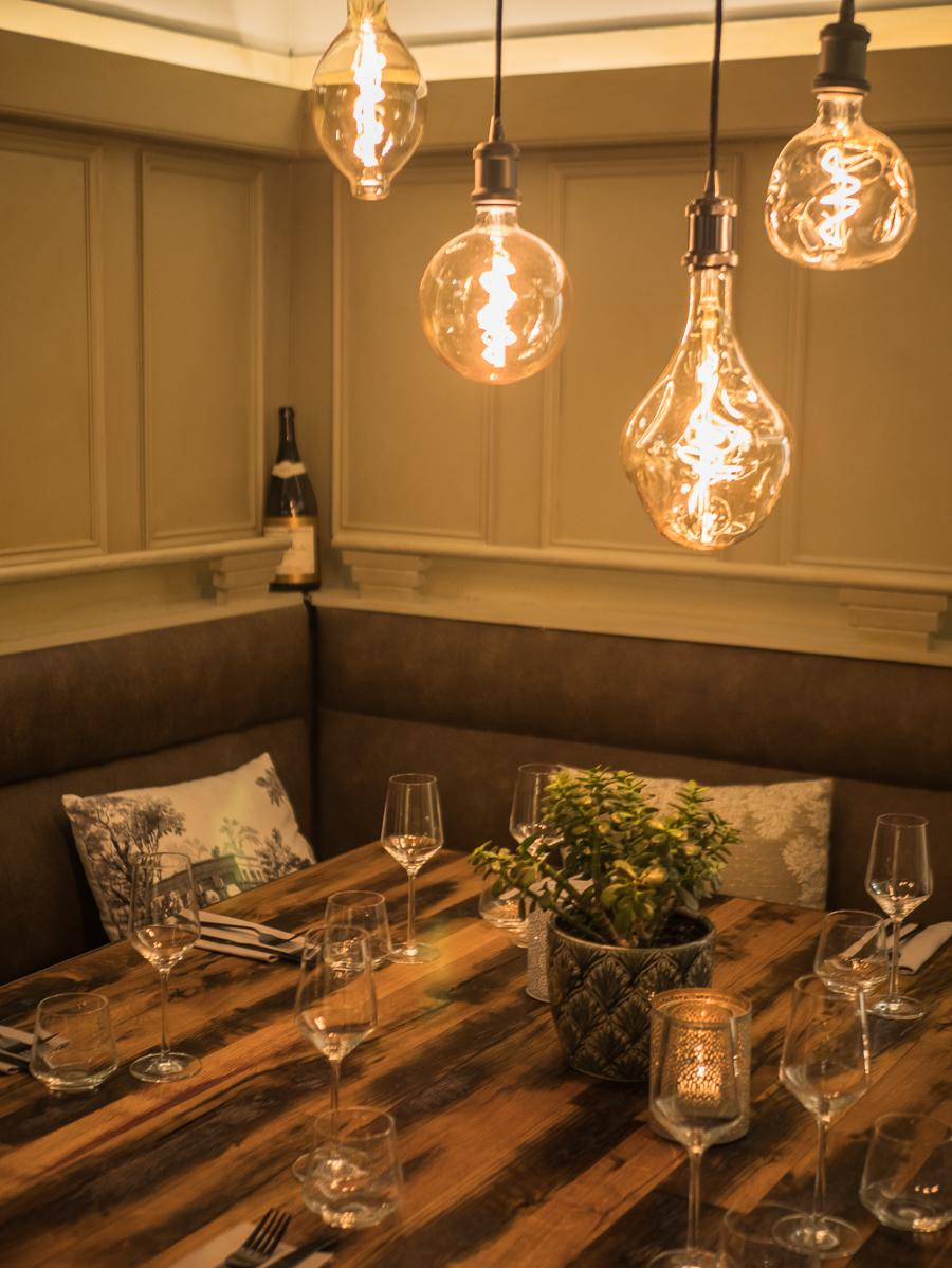 Biz'tro Beaune restaurant Bourgogne
