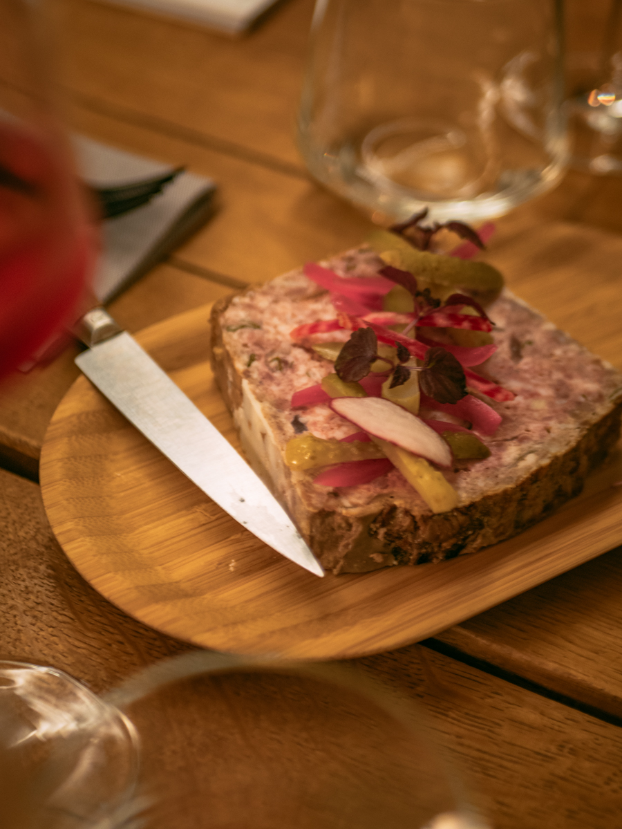 Biz'tro Beaune terrine