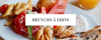 Bruncher à Dijon