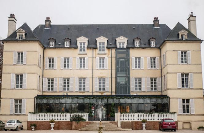 Château de Saulon brunch