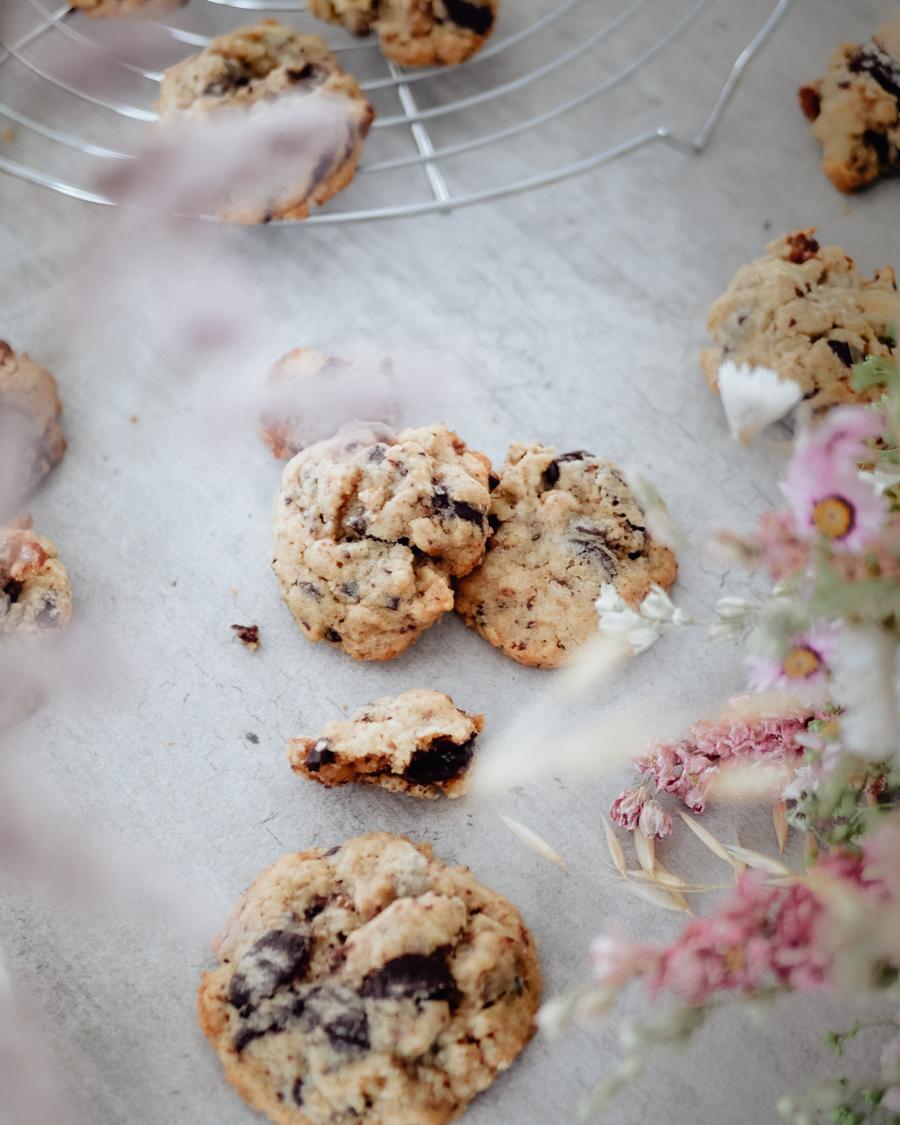 recette cookies noix-chocolat