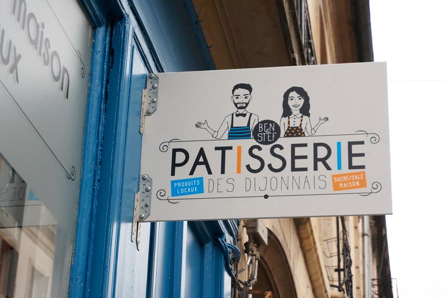 Pâtisserie des dijonnais