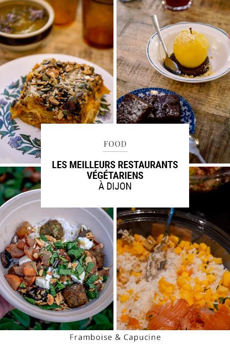 Les meilleurs restaurants végétariens à Dijon