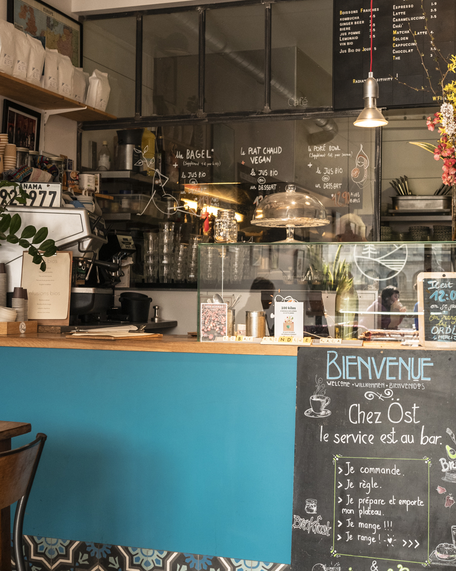 Ost Café brunch