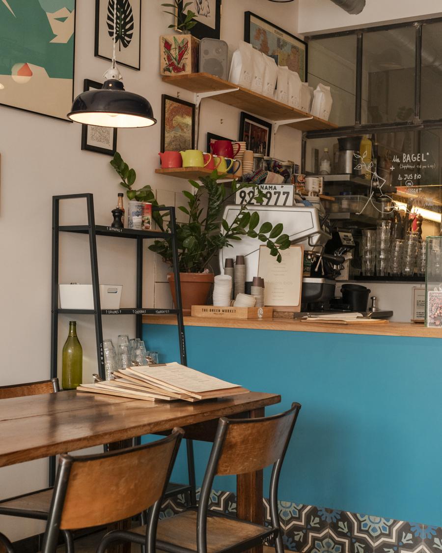 Öst Café Besançon