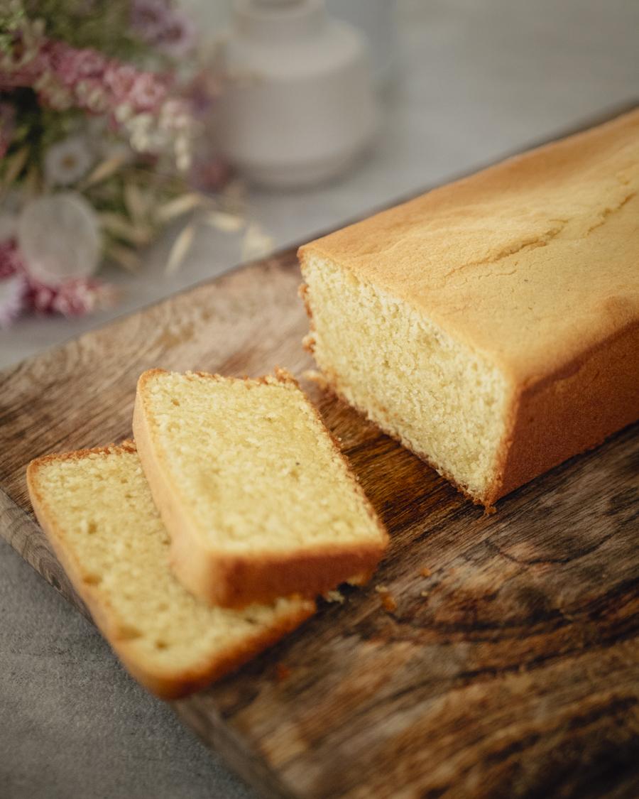 cake infiniment vanille Pierre Hermé