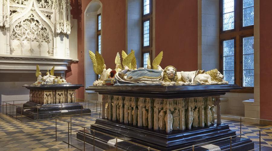 Tombeaux des ducs de Bourgogne Dijon
