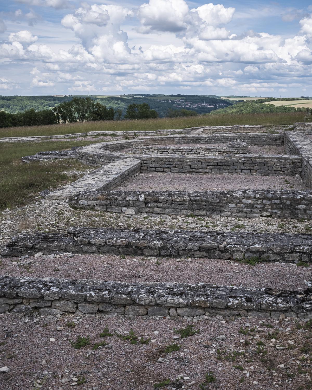 Vestiges gallo-romain Alésia