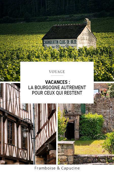 Bourgogne : Vacances pour ceux qui restent