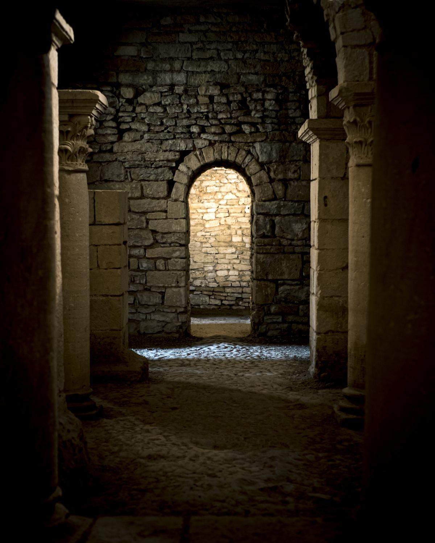 Crypte de Flavigny