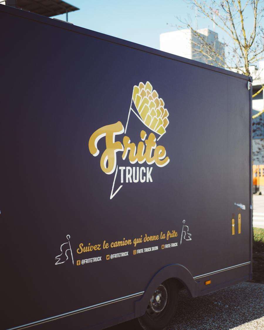 frite truck Dijon