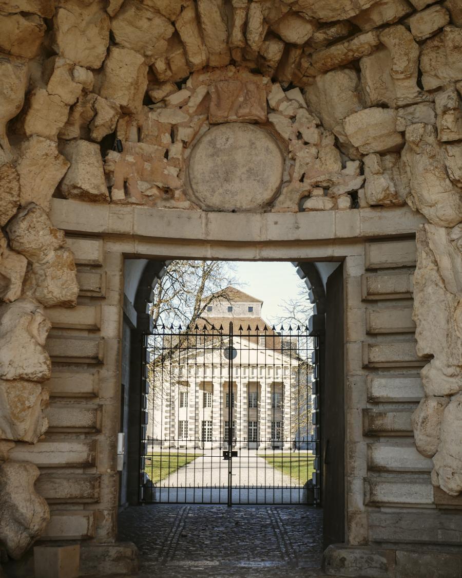 Jura Saline royale Arc-et-Senans visite
