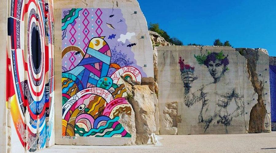 La karrière street-art
