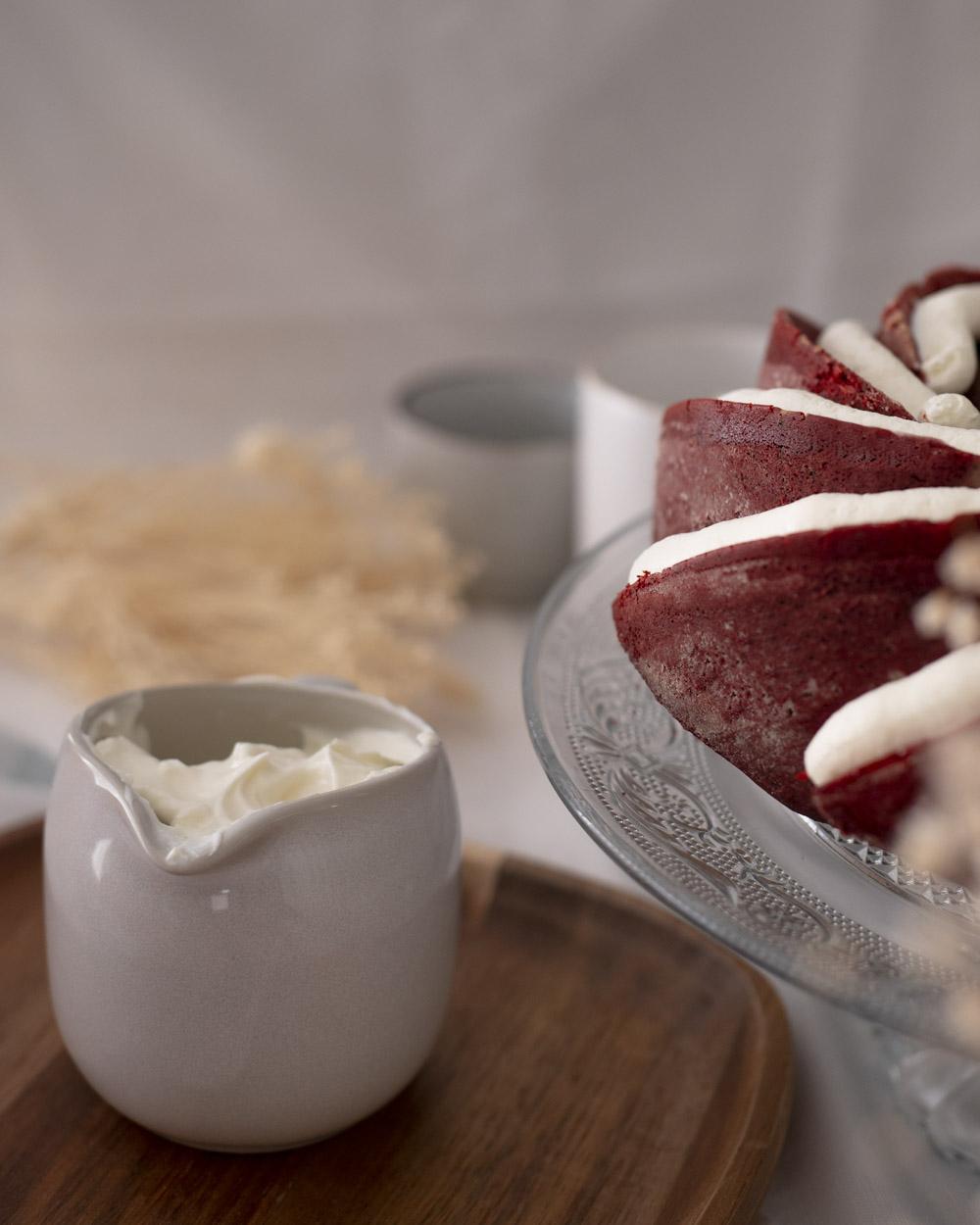 Bundt cake red velvet recette