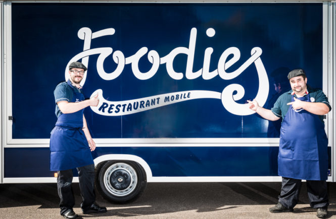Foodies truck Dijon