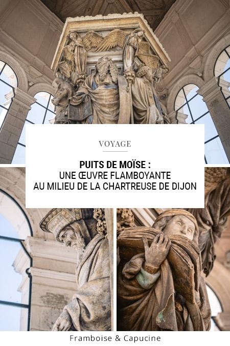 Puits de Moïse : une œuvre flamboyante au milieu de la Chartreuse
