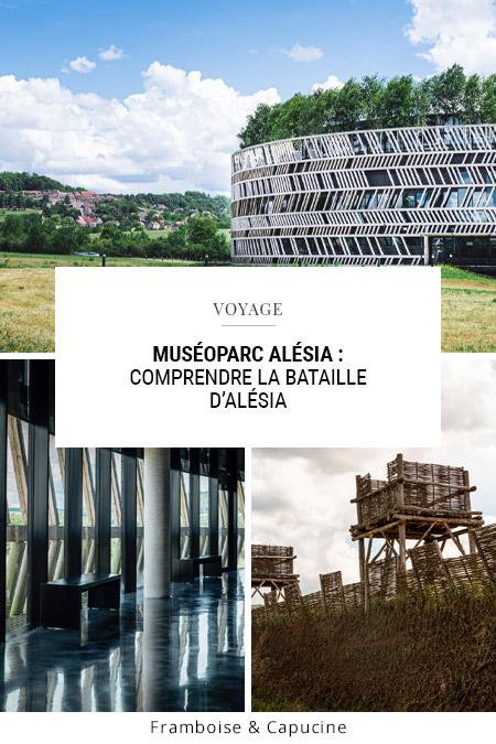 MuséoParc Alésia : comprendre la bataille d'Alésia