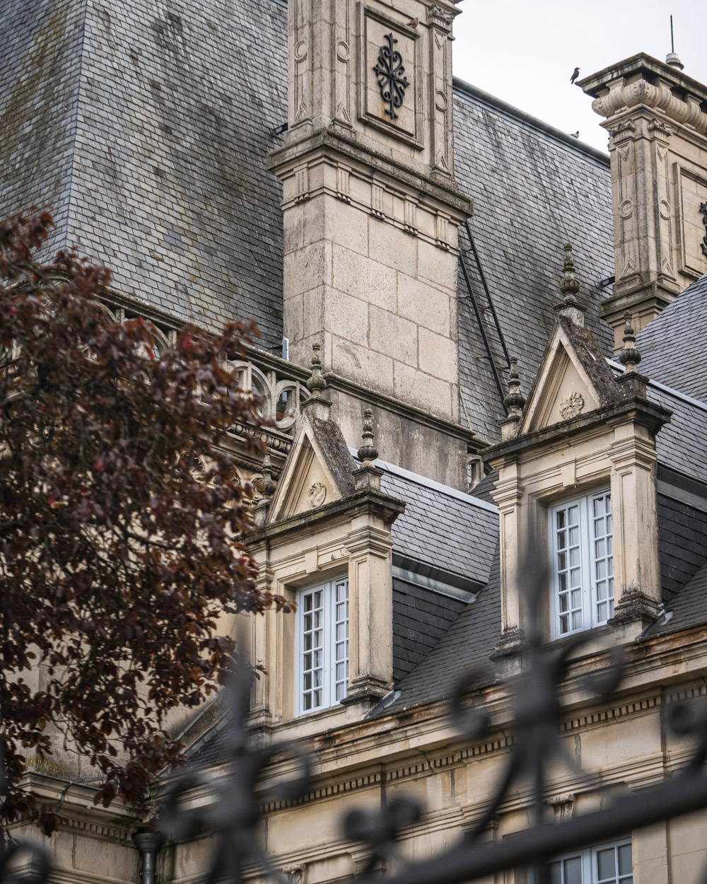 Château de Brochon Stéphen Liégeard Dijon Bourgogne