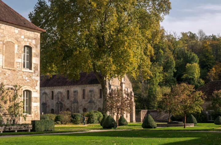 Abbaye de Fontenay Bourgogne visite