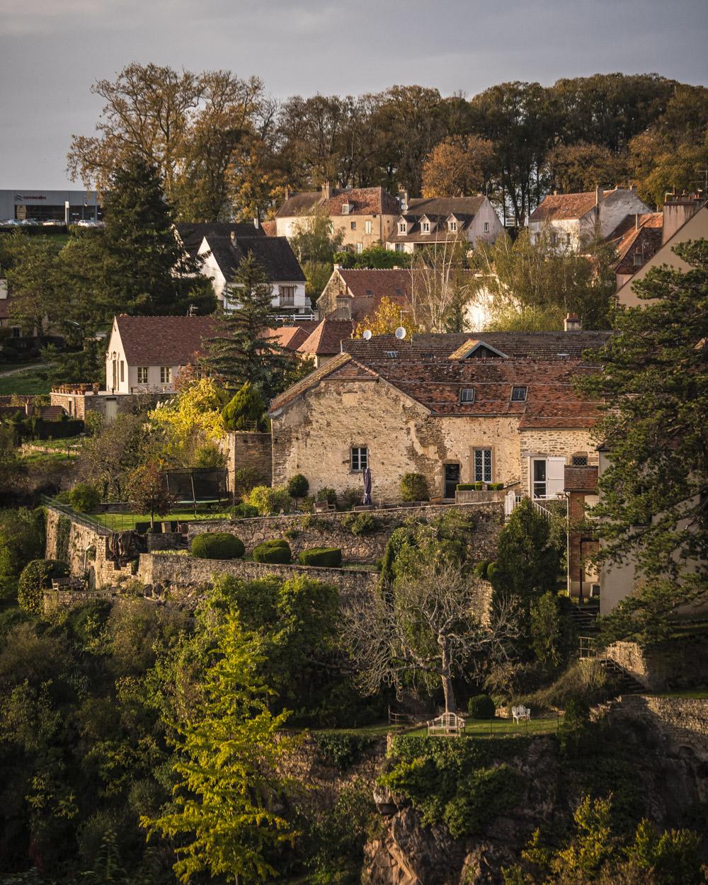Semur-en-Auxois visite