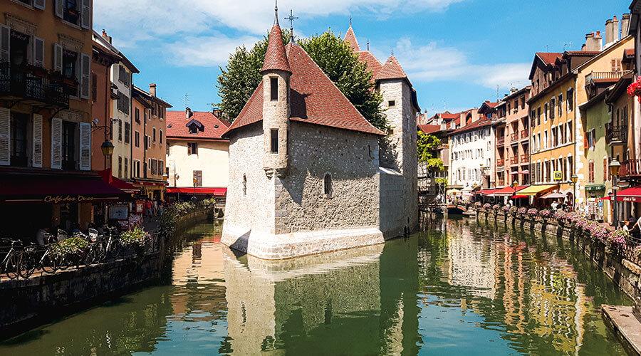 Destination vacances Annecy