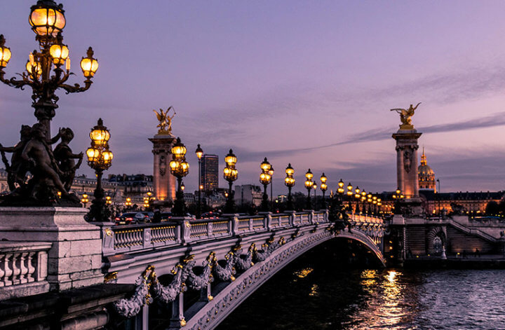 Destination vacances Paris