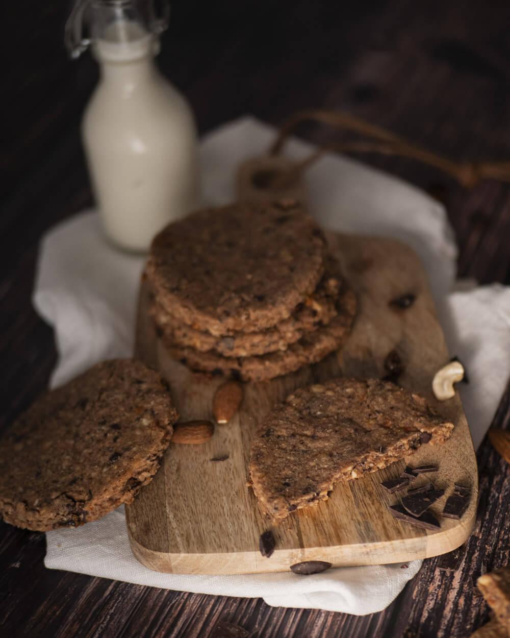 Biscuits Belvita maison