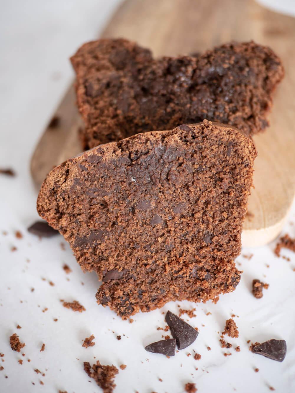 Cake tout chocolat irrésistible