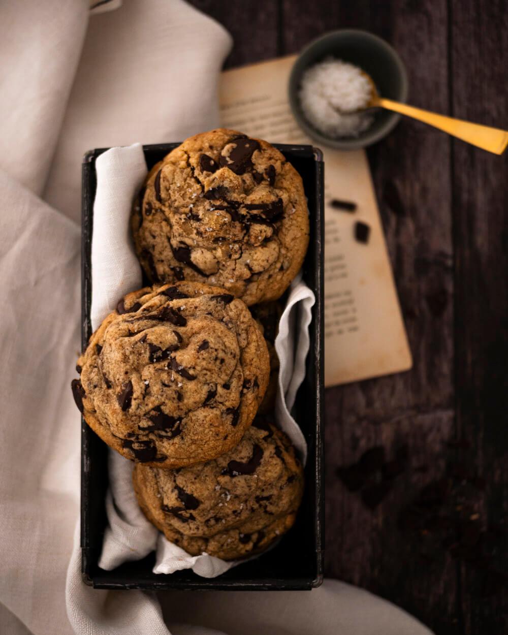 Cookies façon Levain Bakery recette