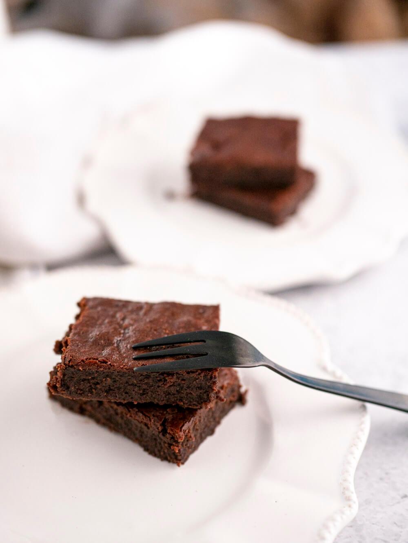 Le fondant truffé au chocolat
