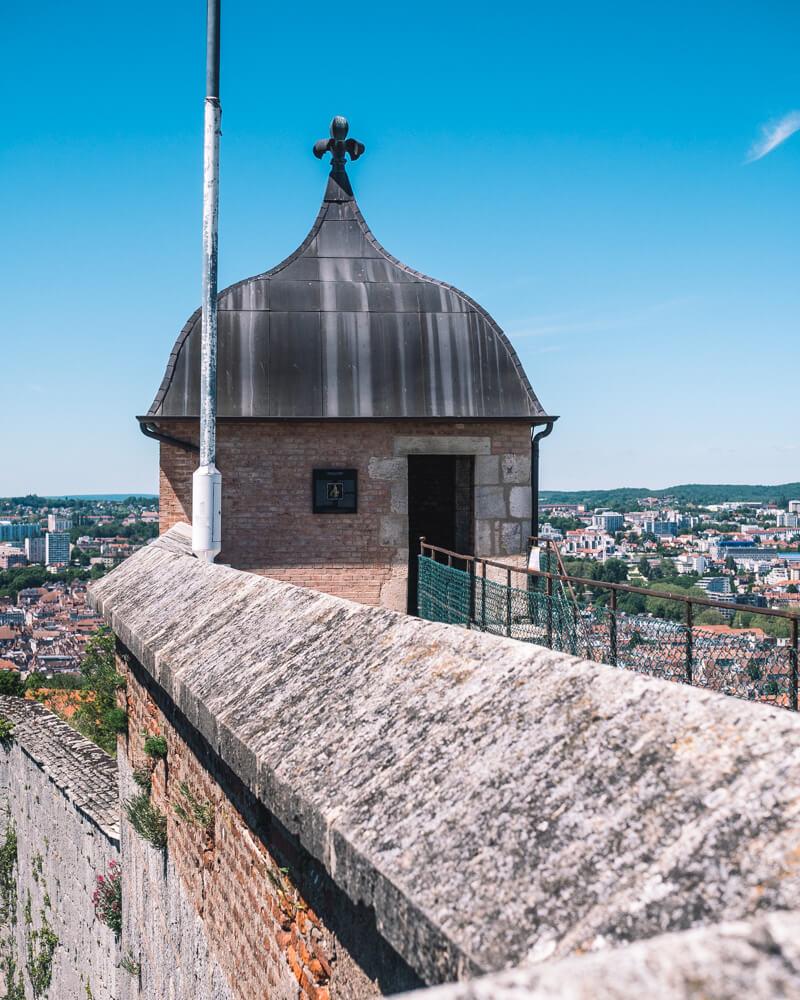 Citadelle de Besançon tour de garde