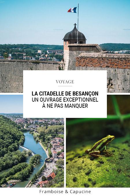 La Citadelle de Besançon, un ouvrage exceptionnel à ne pas manquer