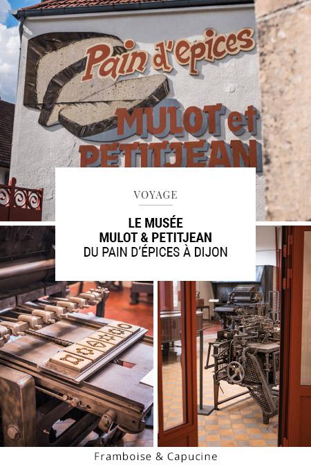 Le musée du pain d'épices Mulot & Petitjean à Dijon