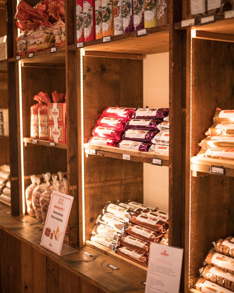 Mulot & Petitjean visite fabrique pain d'épices Dijon