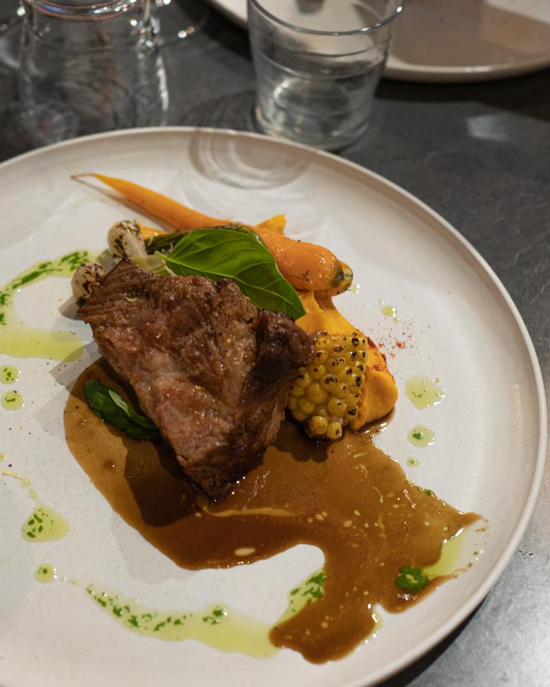 restaurant Table du square Beaune