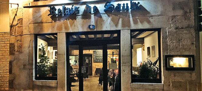 J'ai (enfin) testé le restaurant d'Olivier Streiff : le Relais de Saulx à Beaune